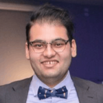 Siddharth Rele - Treasurer